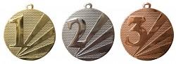 Medaile MD101 zlatá