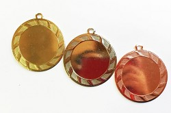 Medaile MD10 zlatá